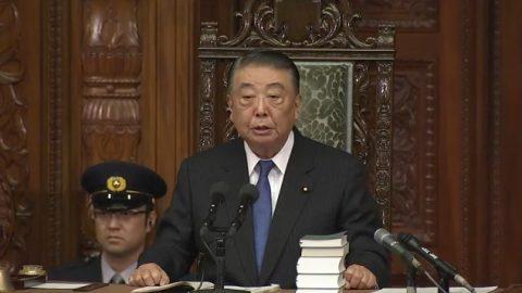 11月29日(金)本会議と内閣委員会に出席。