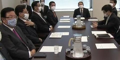 5/12(火)内閣委員会理事懇談会に出席。