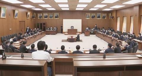 5/13(水)衆議院内閣委員会、国土交通委員会に出席。