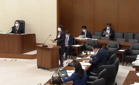 5/22(金)内閣委員会、国土交通委員会、本会議に出席。