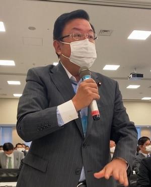 令和3年新春 長坂経済産業副大臣決意も新た!