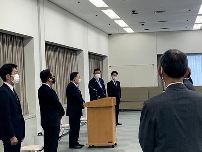 3/11(木)東日本大震災から10年目