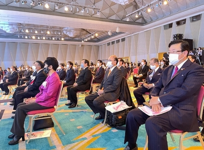 3/21(日)第88回自民党大会に出席。
