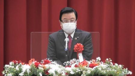 3/28(日)一宮稲沢北インターチェンジ開通式に出席。