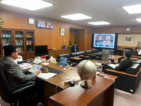 5/31 (月)第3回孤独・孤立対策に関する連絡調整会議(Web会議)、第6回ミッション・イノベーション閣僚会合・閣僚級ラウンドテーブル