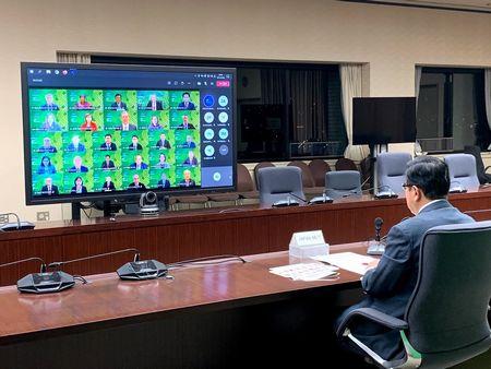 6/5(土)夜、APEC貿易担当大臣会合に参加。