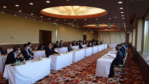 9/9(水)自民党愛知県連政策懇談会に出席