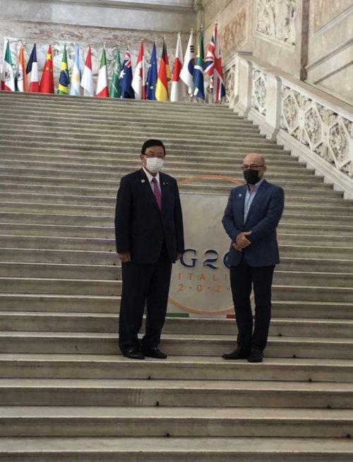 G20エネルギー大臣会合、気候エネルギー大臣会合