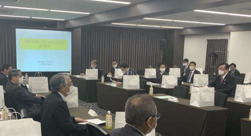 11/27(金)JA愛知中央会 県農政課題等に関する意見交換会に出席
