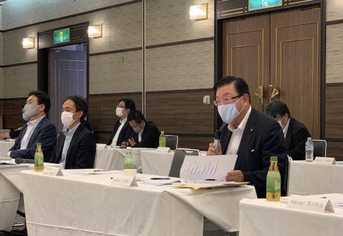9/10(木)自民党愛知県連政策懇談会に出席