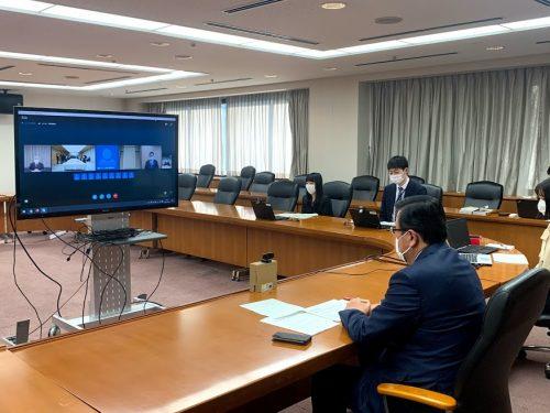 4/22(木)月例経済報告等に関する関係閣僚会議、衆議院本会議に出席