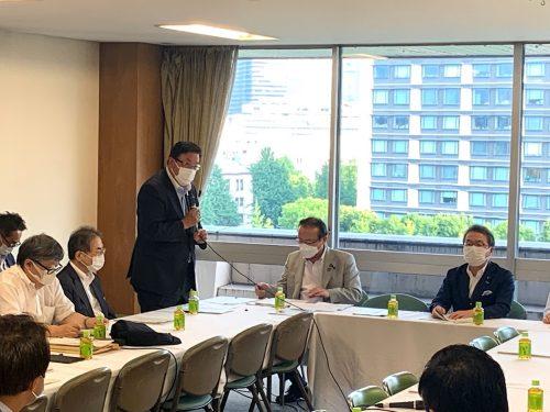 8/26(木)自民党・大阪関西万博推進本部に出席