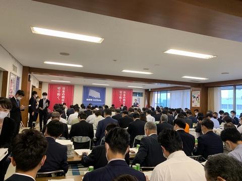 7/14(火)自民党政調全体会議に出席