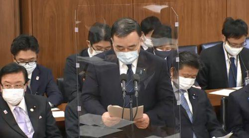 3/19(金)衆議院経済産業委員会に出席