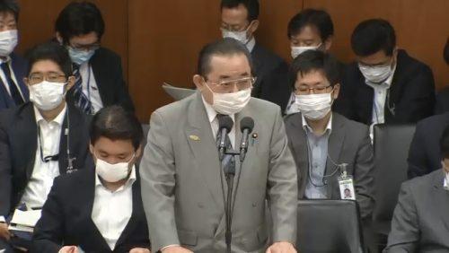 5/21(木)衆議院震災復興特別委員会に出席