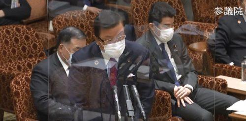 3/9(火)参議院予算委員会・衆議院本会議に出席